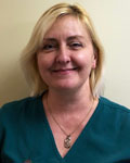 Marina Sadler, head nurse at Avenue Veterinary Surgery